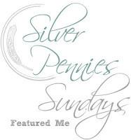 FinSilver Pennies Sundays Link Party Feature Button