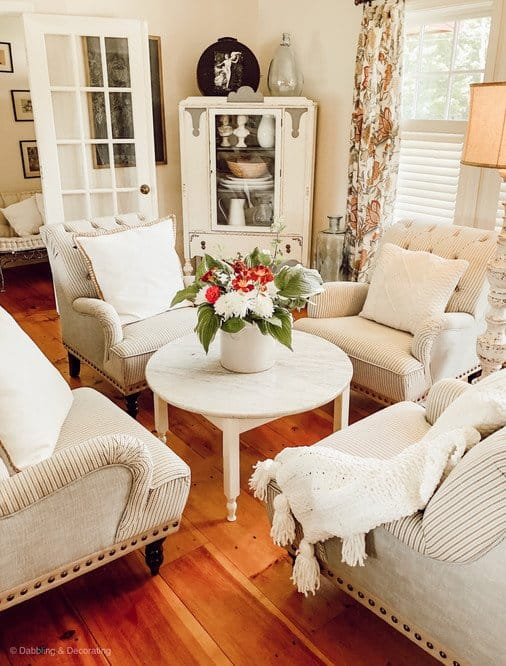 Cozy Sitting Room Ideas