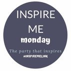 Inspire me Monday Link Up Feature Button