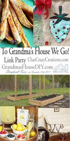 To Grandma's House WE Go Link Party Feature Button