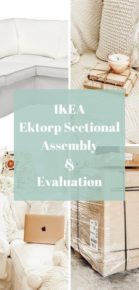 Why I Love My IKEA Ektorp Sectional