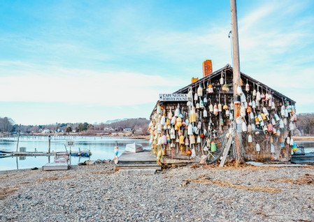 Maine Boat House