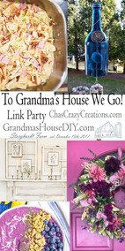 To Grandma's House We Go Feature Pin.