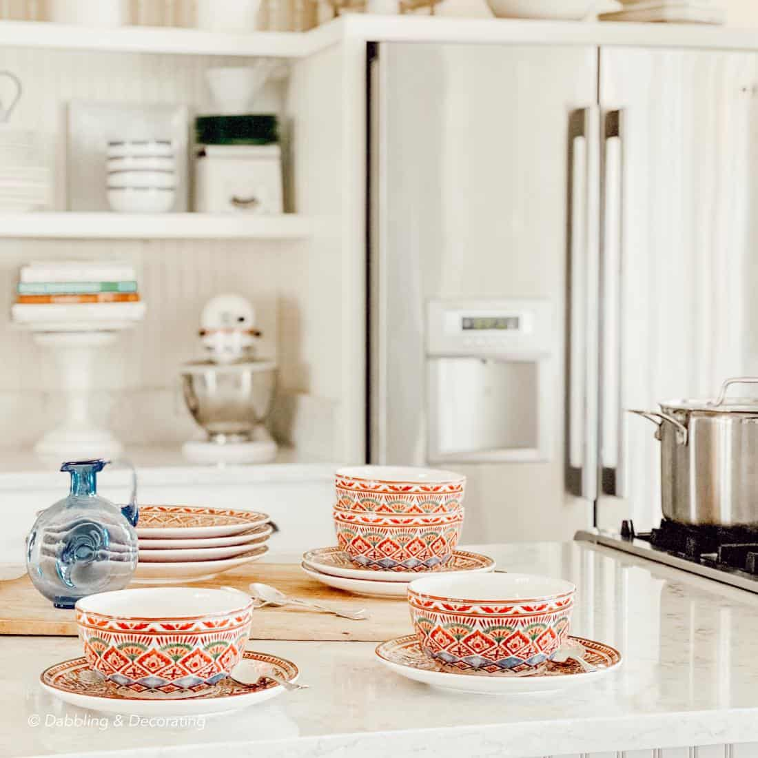 Soup's on with Bico Ceramics as the Best Everyday Dishware
