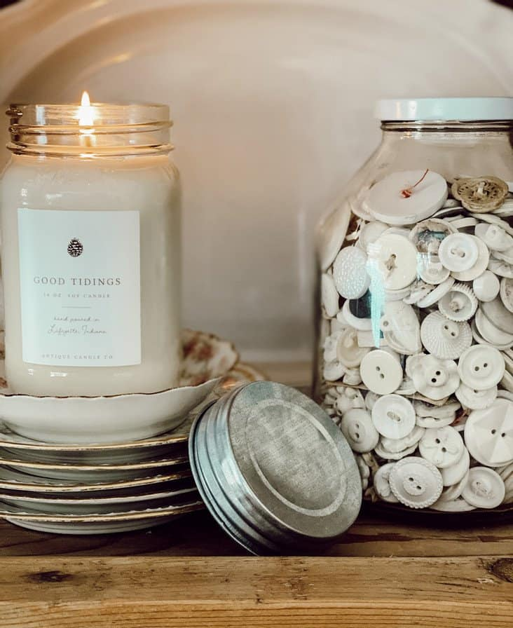 The Best Antique Inspired Candles