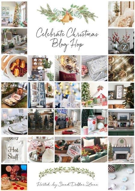 Celebrate Christmas Blog Hop