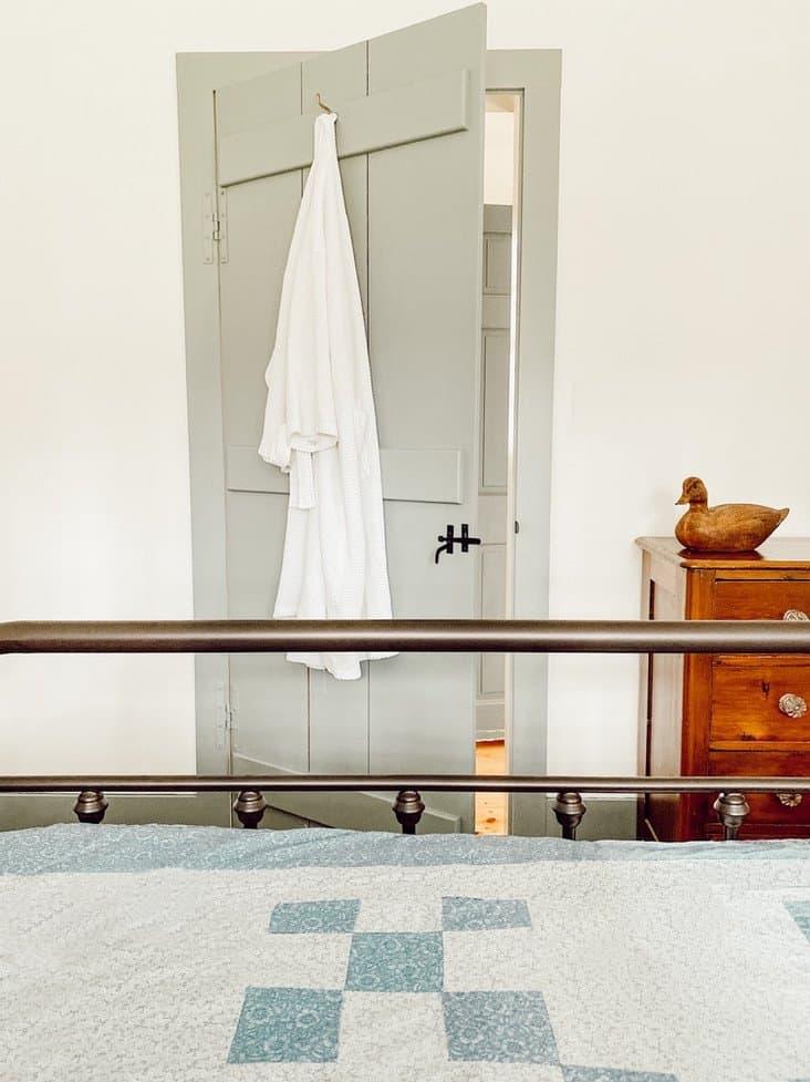 Coastal Cottage Styled Bedroom