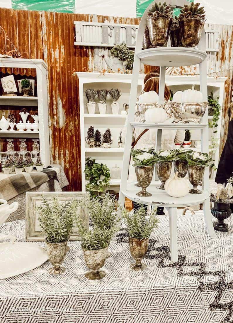 Vermont Vintage Market Days Booth