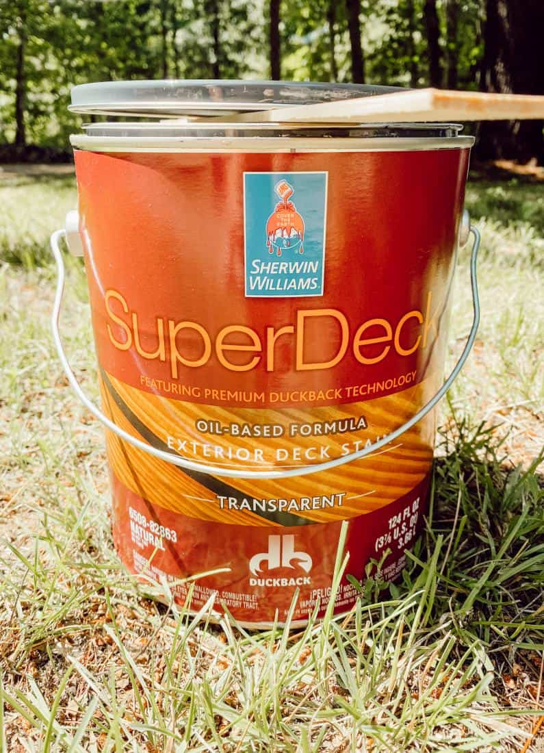 How We Restored our Aged Cedar Shake Siding with SuperDec Stain.