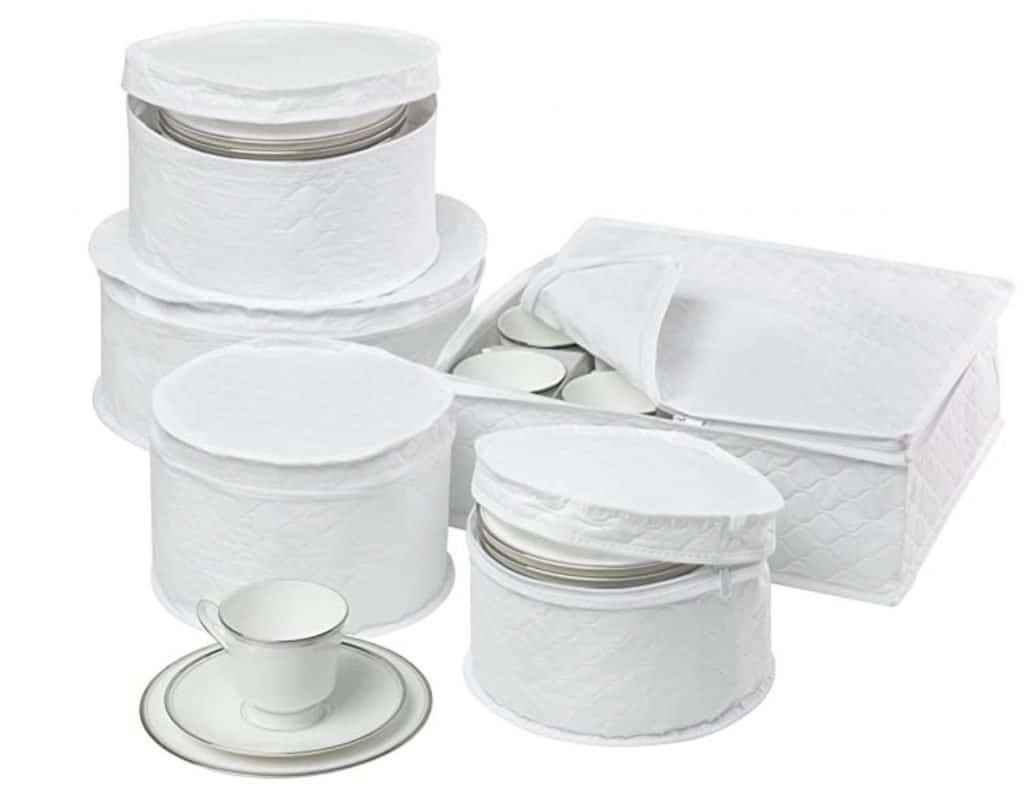 Dish Storage Bags.