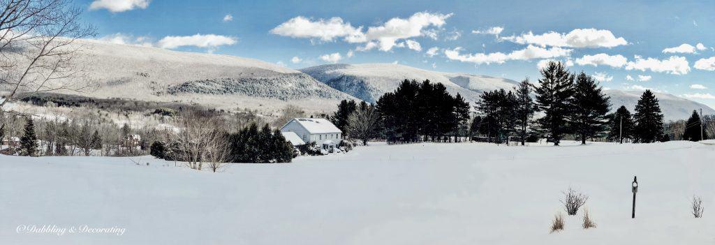 Our Year-Round Mountain Views