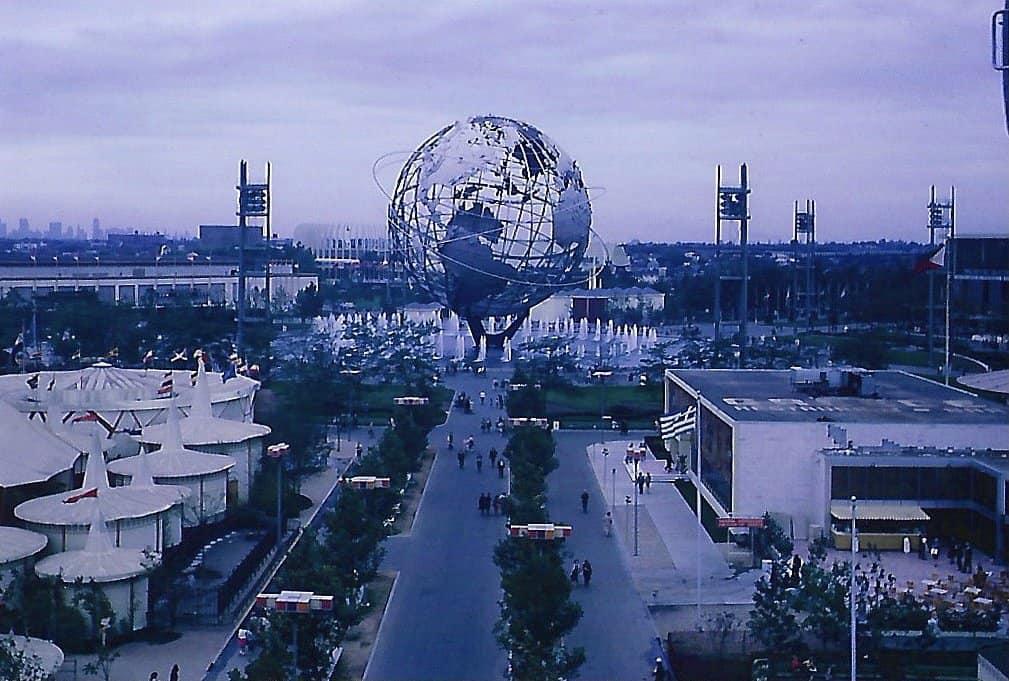 1964 World's Fair NYC.
