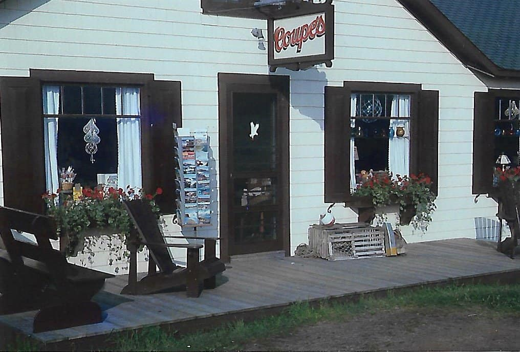 Coupe's Gift Shop.  Coastal Maine Heritage - Embracing My Roots