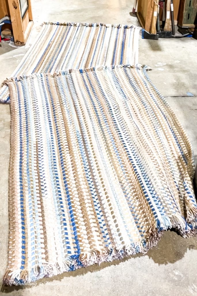 Thrift Vintage Stores Near Me Braided rugs