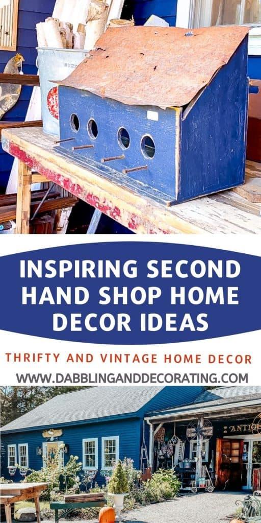 Inspiring Second Hand Shops Home Decor Ideas