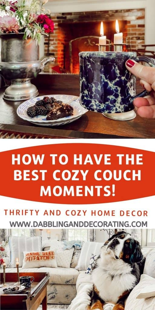 How to have the best cozy couch moments