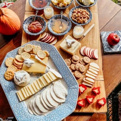 How to Assemble the Perfect Cheese Platter | Vintage Style
