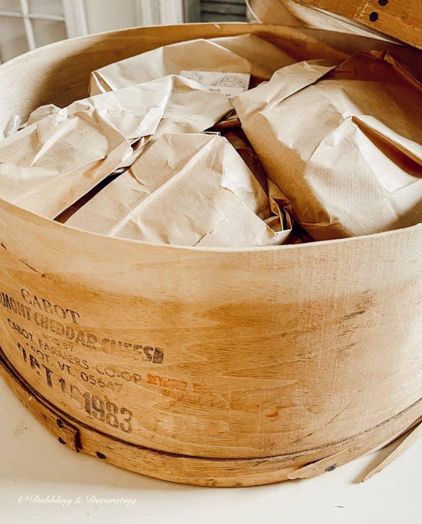 Crate of  Lynton Dishwares